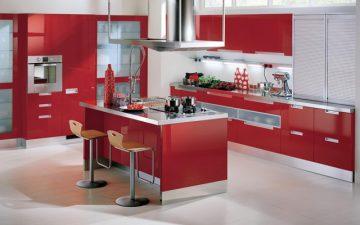 طراحی داخلی آپارتمان دو خوابه ۸۰ متری