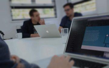 طراحی اداری پروژه مهتاب – دکوراسیون اداری مدرن